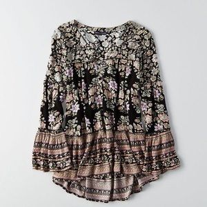 American Eagle Outfitters | Boho Tunic | Size M